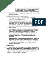 Inteligencia intrapersonal (Respuestas) (1)