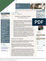 5e61c23def5e50 Prospects for Arab-Israeli Regional Cooperation