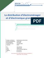Distribution Electoménager Et Electronique