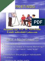 Kuptimi i Marketingut - 1