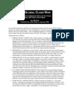 Global Class War Fact Sheet