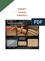 Pianoteq Francais Manual