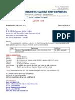 6201-KNBIO SCIENCES - DA