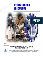 CBC-TM I Trainers Methodology Level 1.doc
