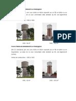 classification des cuves champignon