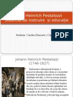 Johann Heinrich Pestalozzi