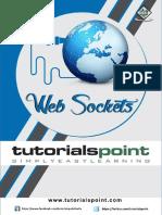 TutorialsPoint Web Sockets