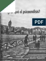 Alenka Zupancic-Por qué el psicoanálisis.pdf