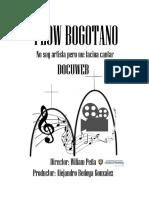 PROYECTO FLOW BOGOTANO