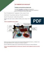 6e-09-04-tâche de recherche - fondants au chocolat