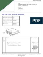 MID 136 PSID 22 Tensión de alimentación