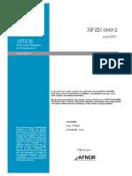 NF EN 1849-2