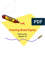 10 Creating Brand Equity