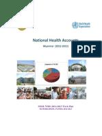 National Health Assessment Report 2012