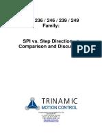 AN043-SPI vs Step Direction