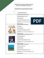 Lista Livros PNL