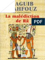 Naguib Mahfouz - La malediction de Ra.Ebook-Gratuit.co