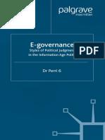 E-governance 1