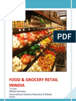 Food & Grocery Retail in India, Abhijit