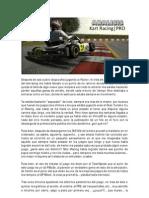 Análisis Kart Racing PRO