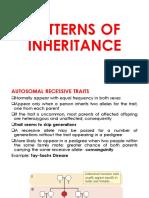 5-PATTERNS-OF-INHERITANCE.pptx