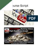 Ranking Youtube Video PDF