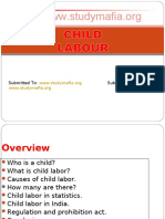 CHILD LABOUR PPT