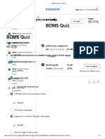 BDMS Quiz _ Coursera