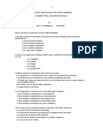EXAMEN FINAL DE BIOESTADISTICA I