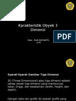 336959987-1-Karakteristik-Obyek-3-Dimensi