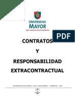 Contratos y Resp. Extracontractual 2018 - Profesor Herrera