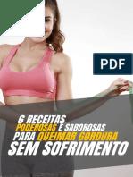 RECEITAS PODEROSAS EMAGRECER