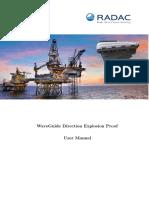 WaveGuide User Manual_Radac_WG5_Direction_EX