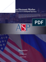Russian Electronic Warfare