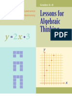 Algebraic Thinking 5