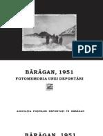 Baragan, 1951 - Fotometria Unei Deportari