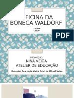 Oficina Da Boneca Waldorf - Encontro 2