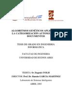 Algoritmos Geneticos Aplicados Caracterizacion Documentos