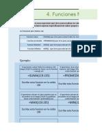 Excel 4 - Funciones Basicas-ciclo-I-SUMA-MAX-MIN-PROMEDIO
