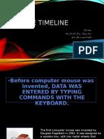 mouse timeline