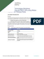 ETW-REST API v1.01 Release Notes