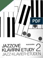 Milan Dvorak - Jazz etudes, book 2