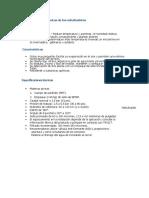 Especificaciones tècnicas difusores (caudal, presiòn, area)