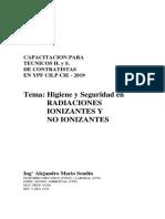 RADIACIONES-IONIZANTE Y NO IONIZANTES-Material de lectura-MAYO2019