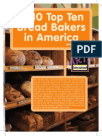 Top Ten Bread Bakers in 2010 (Dessert Professional)