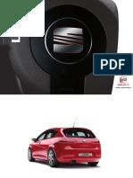 Seat Leon user manual (2005-2012) 1P