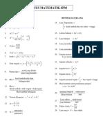 formula matematik