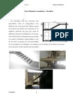 Escalier M1 STR