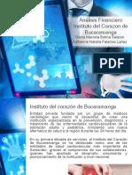 Análisis Financiero Instituto del Corazon de Bucaramanga.pptx
