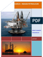 Indian Petroleum Industry Research